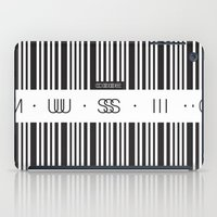 code iPad Cases featuring Music Code by Sitchko Igor