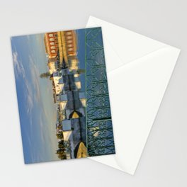 Tavira the 'Roman Bridge', Portugal Stationery Cards