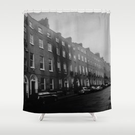 Dirty Old Town Shower Curtain