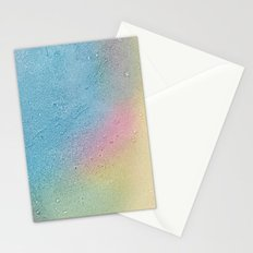 Rainbow Paddle Pop Stationery Cards
