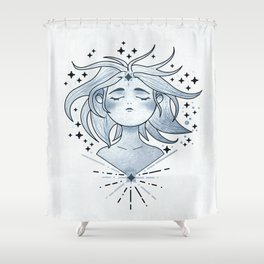 Yvaine Shower Curtain