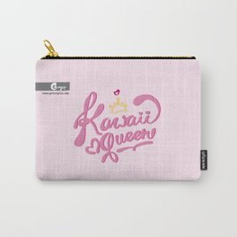 Kawaii Queen Carry-All Pouch