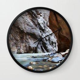 The Narrows Wall Clock
