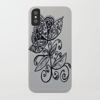 fierce iPhone & iPod Cases featuring fierce by lindsay marie