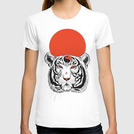 YIN YANG TIGER T-shirt