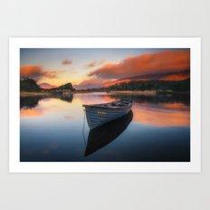 The Jersey | Ireland (RR 225) Art Print