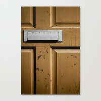 religion Canvas Prints featuring Post Religion  by Fanboy30