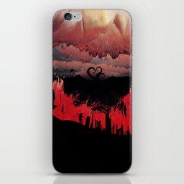 Dante's Inferno: Circle of Violence iPhone Skin
