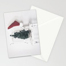 Christmas Chair Stationery Cards