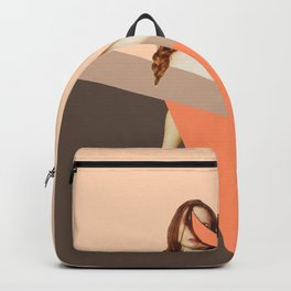 ABSTRACT ANATOMY - where are you hiding Backpack