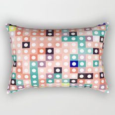 square dance Rectangular Pillow