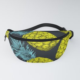 Pineapples Colors Fanny Pack