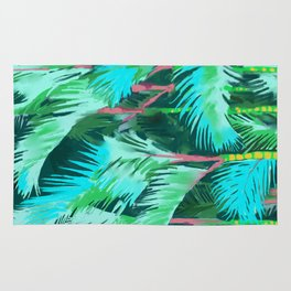 Palm Forest Rug