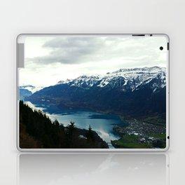 Mountains, Trees, Lakes Laptop & iPad Skin
