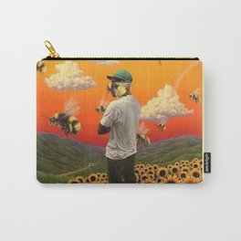 FLOWER BOY Carry-All Pouch
