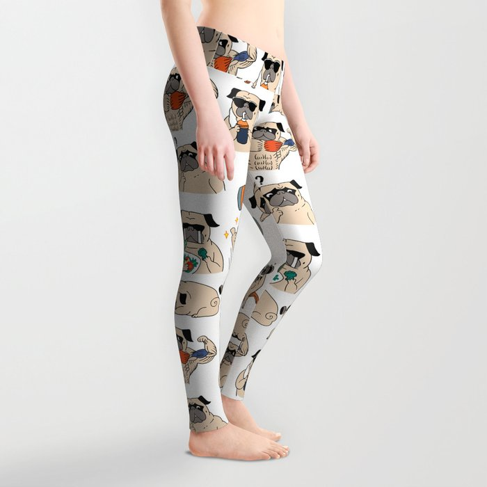 Pugsgym Leggings