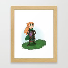 Nature Healer Framed Art Print