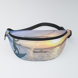 Cast the Net Fanny Pack