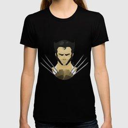 Hugh Jackman (wolvie) T-shirt