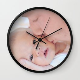 A Father's Love Wall Clock