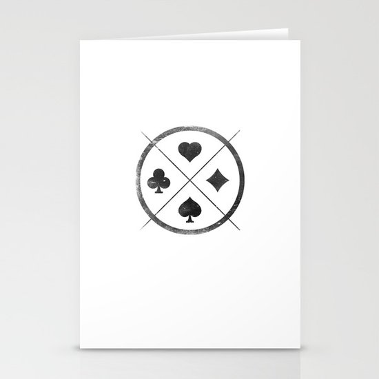 Wild Card Stationery Cards