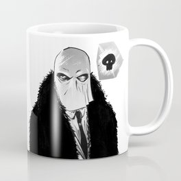 """I'm that bad mother f------ called Stagger Lee"" Coffee Mug"