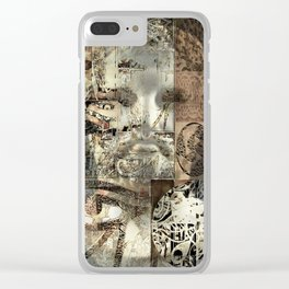 Phillip of Macedon series 10 Clear iPhone Case