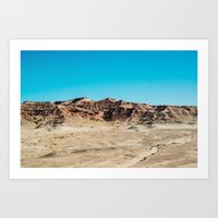 Utah Roadtrip  Art Print