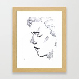 | Isak | Framed Art Print