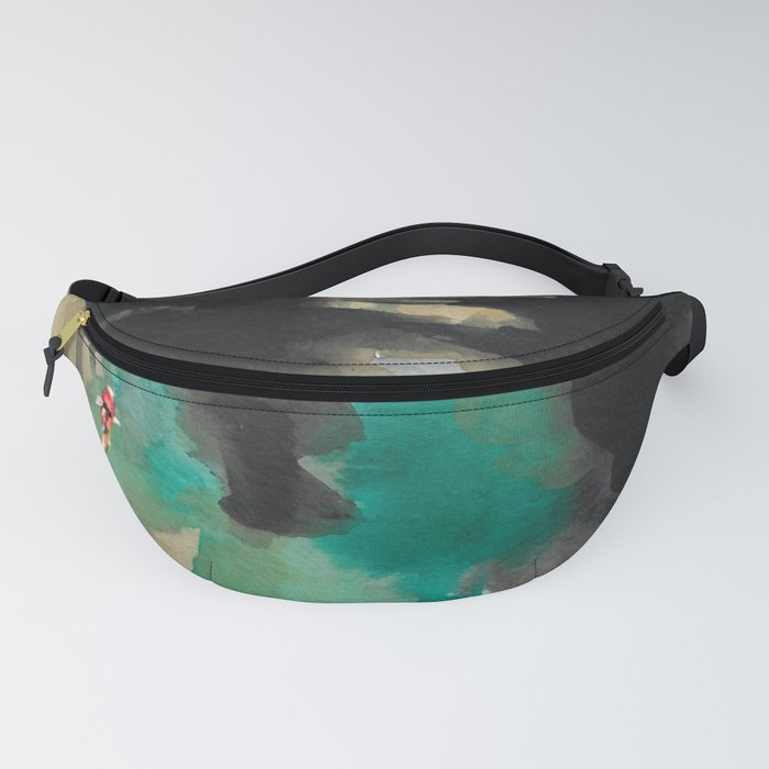 In the water Fanny Pack