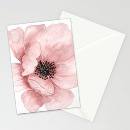 :D Flower Stationery Cards