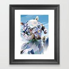 SW#40 Framed Art Print