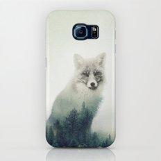Fox, Forest Animal, Woodlands, Wilderness Slim Case Galaxy S6