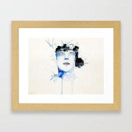 涙そうそう Framed Art Print