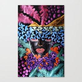 tahiti Canvas Print