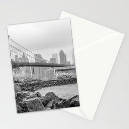 Brooklyn Bridge and Jane's Carousel Stationery Cards
