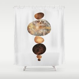 Balance 2 Shower Curtain