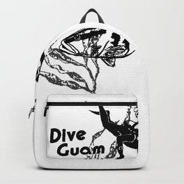 Dive Guam Backpack