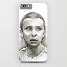 Stranger Things Eleven Portrait Upside Down Slim Case iPhone 6s