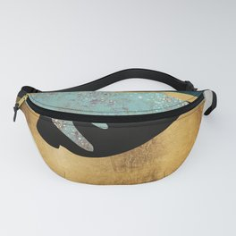 Whale Song Fanny Pack