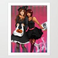 Halloween Fun Art Print
