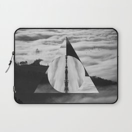 The Tale of Three Brothers - Deathly Hallows Laptop Sleeve
