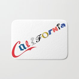 Californiality Bath Mat