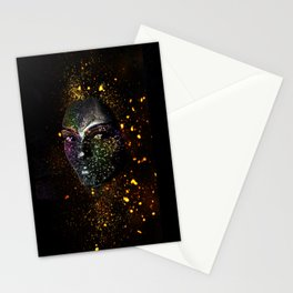 Goddess of Cosmos Stationery Cards