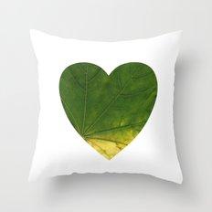 I LOVE PLANTS. Throw Pillow