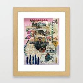 FAITHFUL Framed Art Print