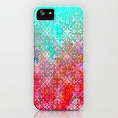 Blushing Tribal  iPhone (5, 5s) Slim Case