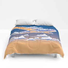 The Yankee Clipper Comforters