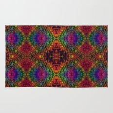 Psychedelic Fusion Rug