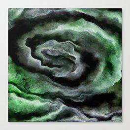 After A Storm Comes A Calm Canvas Print